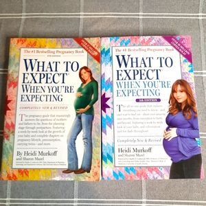 What to expect when you're expecting Set